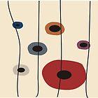 Abstract Circles by gailg1957
