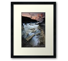 South Shore, Bermuda Framed Print