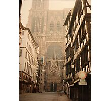 Cathedral Mass Photographic Print