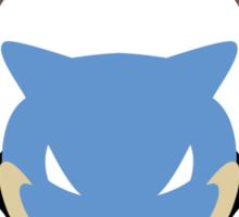 Mega Blastoise Icon Sticker