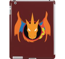 Mega Charizard Y Icon iPad Case/Skin