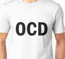 Glee: OCD Unisex T-Shirt