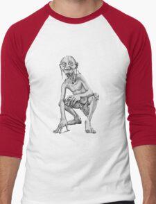 Gollum Men's Baseball ¾ T-Shirt