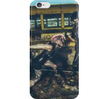 HellBillie Zombie Squad iPhone Case/Skin