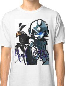 Trainer Megaman Classic T-Shirt