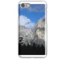 El Capitan, Yosemite, Winter iPhone Case/Skin