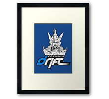"Transformers ""Drift"" Framed Print"