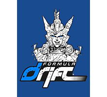 "Transformers ""Drift"" Photographic Print"