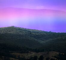 Yarra Valley Rainbow by Ern Mainka