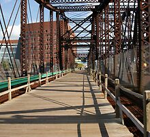Northern Avenue Bridge by RCRimagery
