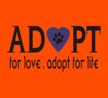 Adopt For Love Kids Clothes