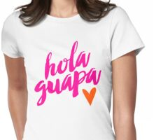 Hola Guapa Womens Fitted T-Shirt
