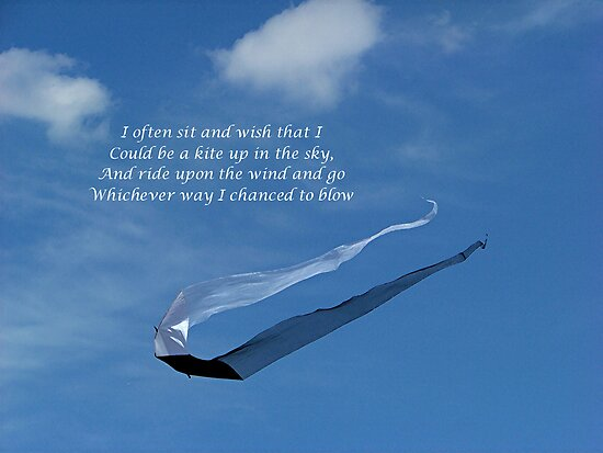 Let's Go Fly A Kite by Glenna Walker