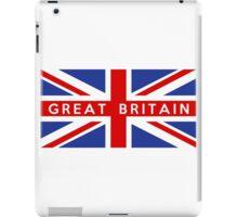 flag of United Kingdom iPad Case/Skin