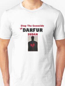 Darfur Stop Genocide T-Shirt
