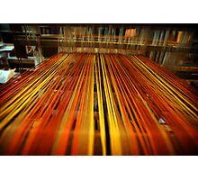 Spinning Machine Photographic Print