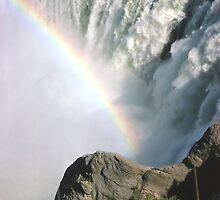 Shoshone Falls, Idaho (2) by SteveOhlsen