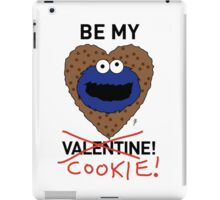 COOKIE MONSTER VALENTINE'S CARD 2 iPad Case/Skin
