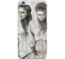 The Revenge of The Mist iPhone Case/Skin