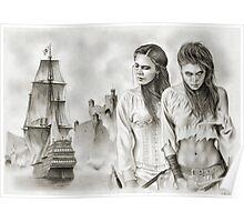 The Revenge of The Mist Poster