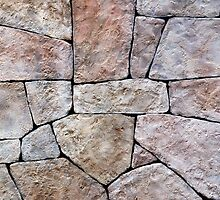 texture of the masonry wall as background by Sergieiev