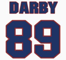 National football player Al Darby jersey 89 T-Shirt