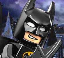"Lego Batman ""Relax everybody I'm here"" Sticker"