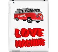 Love Machine  iPad Case/Skin