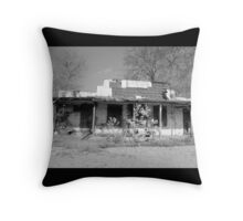 The Gorcery Store Throw Pillow