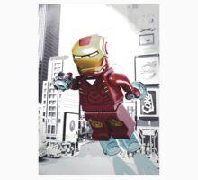 Lego Iron Man Kids Clothes