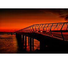 """Majestic Morning in Lorne"" Photographic Print"