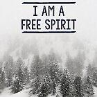 I am a free spirit by AngelaFanton