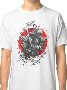 Black Samurai Classic T-Shirt