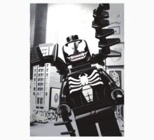 Lego Venom in the city Kids Clothes
