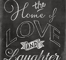 Love and Laughter by artsandsoul