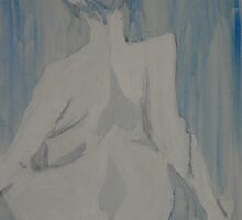 Blue Nude by Terry Townsend