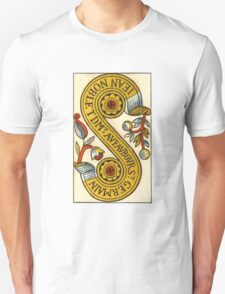 Two Of Coins Tarot Card T-Shirt