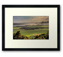 Northwest Framed Print