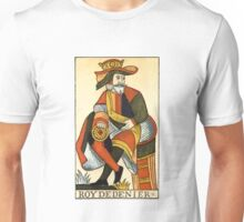 King Of Coins Unisex T-Shirt