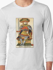 King Of Swords Long Sleeve T-Shirt