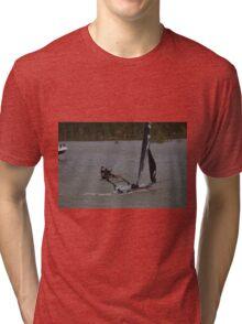 2014 Milang to Goolwa Pt.4 Tri-blend T-Shirt