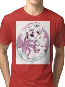 Sharon Needles  Tri-blend T-Shirt