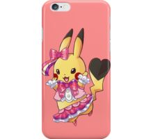 Cosplay Pikachu iPhone Case/Skin