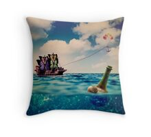 Take My Dream Away Throw Pillow