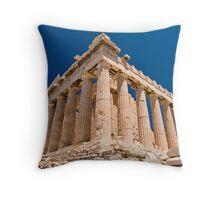 Acropolis  Throw Pillow