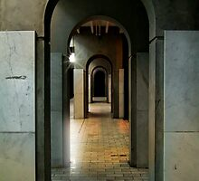 Passage to the End of the Night by Peter Kurdulija