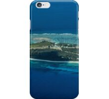 Lady Elliot Island iPhone Case/Skin