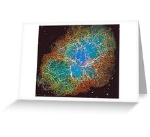 """Exclusive """" The painting Space """"  03 (c)(t)   olao-olavia  by okaio creations Greeting Card"""