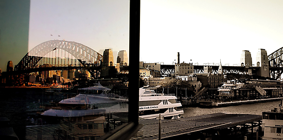 ~Sydney Reflects~ by a~m .