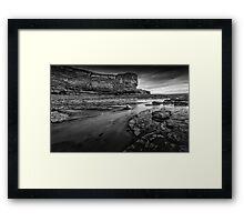 Dunraven bay Welsh Heritage Coast Framed Print